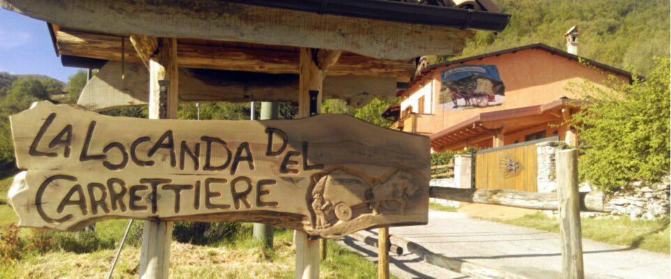 La Locanda del Carrettiere - Santa Croce di Lucoli -AQ -